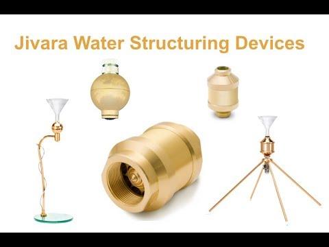 Jivara Water Structurizers