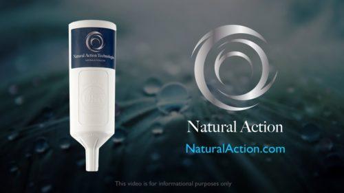 Natural Action Water Vortex Unit