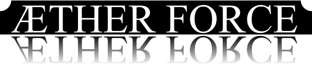 Aether Force Logo