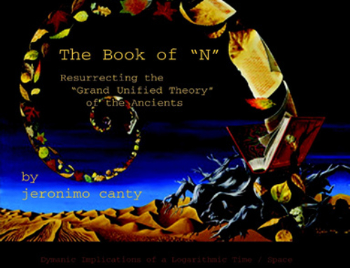 "The Book of ""N"" by Jeronimo Canty"