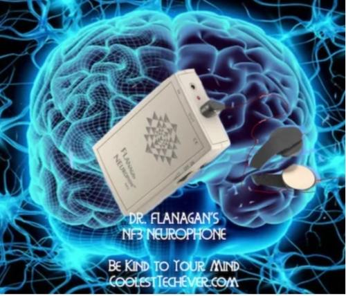 Patrick Flanagan's Neurophone