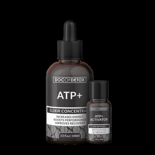 Doc of Detox - Merkl ATP, Life Crystals, Humc + Fulvic Acids